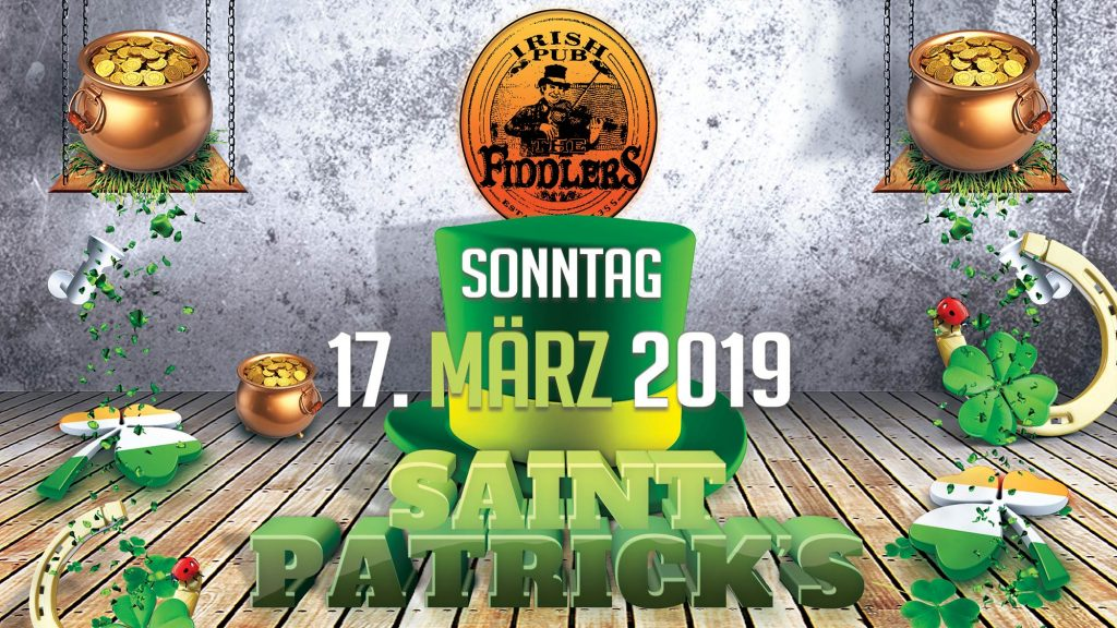 St. Patrick's Day 2019 Title