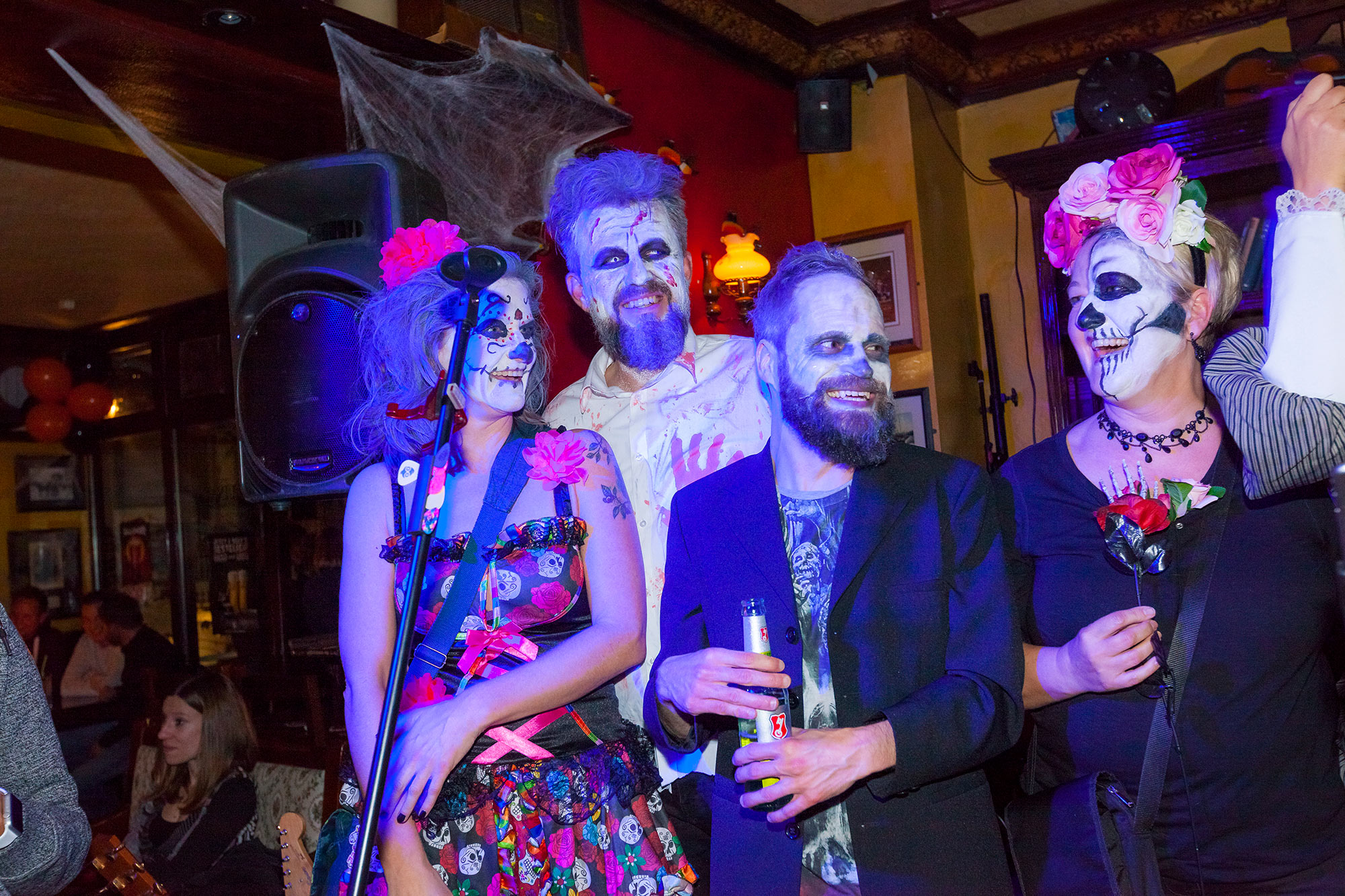 Fiddlers Halloween Party 2017